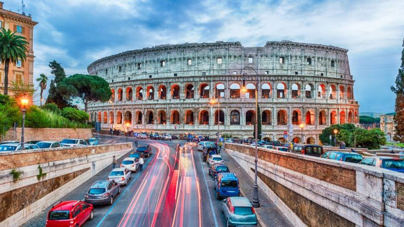 rome colosseum reservation