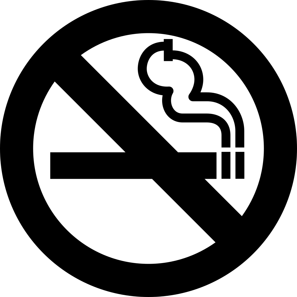 100% NO SMOKING